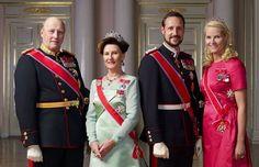 De koninklijke familie van Noorwegen - All Things Royal