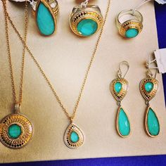 #Summer turquoise!