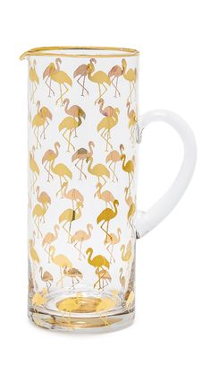 Flamingo Pitcher
