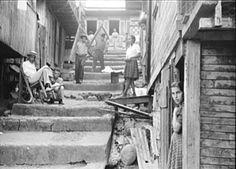 El Ayer ~ The Poor in Lares ~ Puerto Rico (ca. 1941) www.combatebeach.com