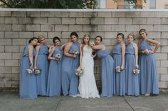 Wedding Party | Bridesmaid Tips | Wedding Tips | Squad Goals | Choosing Bridesmaids | Wedding Inspiration | Bridesmaids | Maid Of Honor | Wedding Dress Inspiration | Bridesmaid Dress Inspiration | Bridesmaid Jumpsuit | Periwinkle Wedding | Spring Wedding Colors | Louisiana Wedding | New Orleans Wedding | Wedding Party Poses | Wedding Pictures You Need To Take on your Wedding Day | Bridesmaid Pose Photo Idea | Best Bridesmaid Poses