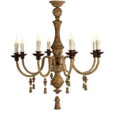 "Search Results for ""aidan gray turon chandelier CHAN"" – domino Bronze Chandelier, Candle Chandelier, Vintage Chandelier, Chandelier Lighting, Candle Sconces, Italian Lighting, Rustic Italian, Aging Wood"