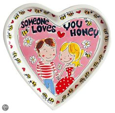 Someone loves you honey - Blond Amsterdam Amsterdam Holidays, Blond Amsterdam, If You Love Someone, Cartoon Faces, Happy Love, Happy Colors, Ceramic Painting, Cute Faces, Photo Book