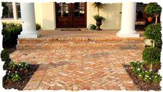 Walkways & Patios- Clay Brick, Pavers,