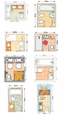 Fantastic Pic Small Bathroom layout Ideas Little bathrooms tend to be difficult . - Fantastic Pic Small Bathroom layout Ideas Little bathrooms tend to be difficult design. On one hand - Small Bathroom Plans, Bathroom Layout Plans, Small Bathroom Layout, Bathroom Design Layout, Bathroom Interior Design, Bathroom Ideas, Bath Design, Tile Layout, Bathroom Organization