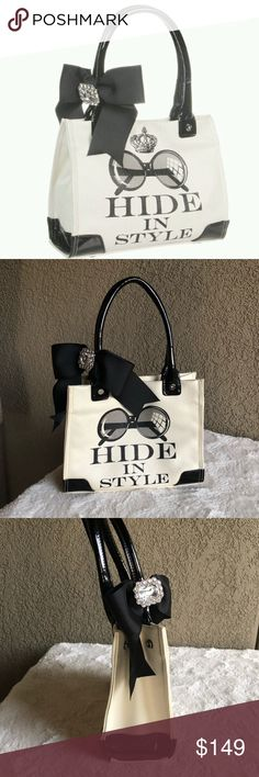 Brighton My Flat In London -Winston Small Tote New with tags never used, Brighton Bags Totes