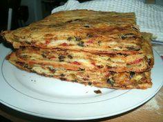 Msemmen farcis aux poivrons - Choumicha - Cuisine Marocaine Choumicha , Recettes marocaines de Choumicha - شهوات مع شميشة