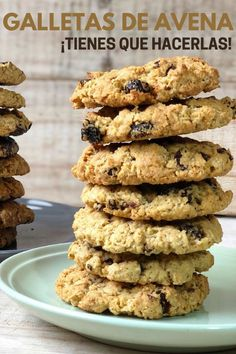 Real Food Recipes, Cookie Recipes, Dessert Recipes, Yummy Food, Desserts, Cookie Time, Pastry And Bakery, My Dessert, Food To Make