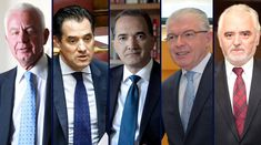 Δημιουργία - Επικοινωνία: Τι απαντούν 5 από τα 10 πολιτικά πρόσωπα που εμπλέ...