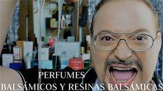 PERFUMES BALSÁMICOS Y RESINAS BALSÁMICAS CON JAVIER ORGAZ