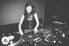 Nina Kraviz Russian DJ