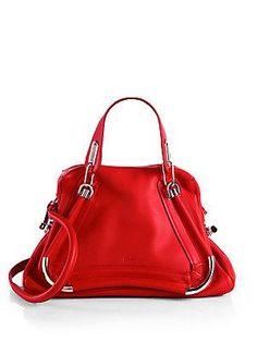 Chloé Paraty Medium Shoulder Bag / Saks Fifth Ave. | one day....