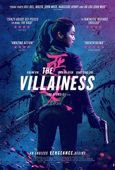 The Villainess (2017) Thriller, Drama - Dir.Byung-gil Jung