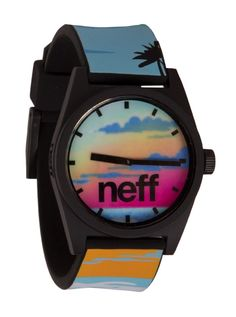 Neff // Daily Wild Sunset Watch