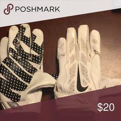 Football Gloves. Football Gloves Nike vapor jet 4.0 Nike Other