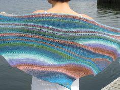 Bermuda shawl