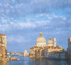 nicholas verrall, grand canal, september