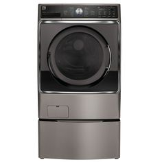 Kenmore Elite 5.2 cu. ft. Front-Load Washer #41073 - GoodHousekeeping.com