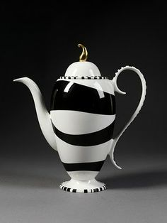 Tea / Coffee Pot ~ by Peter Ting
