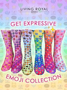 What's your favorite emoji? Start expressing yourself with Living Royal. Use 'GET10OFF' for 10% off all orders plus $3 flat-rate shipping on all US orders!