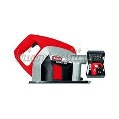 Profondità di scanalatura regolabile 15-42mm - Larghezza scanalatura regolabile 2-25mm - Interruttore di sicurezza contro l'accensione accidentale -