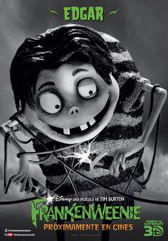 High resolution official theatrical movie poster ( of for Frankenweenie Image dimensions: 1067 x Directed by Tim Burton. Film Tim Burton, Tim Burton Characters, Tim Burton Style, Tim Burton Art, Beetlejuice, Frankenstein, Tim Burton Personajes, Disney Blu Ray, 2012 Movie