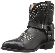 FRYE Women's Billy Biker Short Vintage Ankle Boot