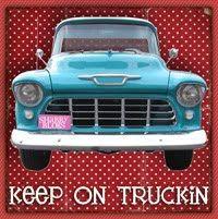 A God's own truck...and it's my color. So it's a keeper lol