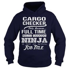 (Top Tshirt Choice) CARGO-CHECKER [Teeshirt 2016] Hoodies, Funny Tee Shirts