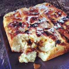 Brioche Doudou au caramel et noix de cajou - Recette - Marcia Tack