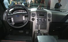 Image; 700 X 438 (@100%). Ford F150 Interior2006 ...