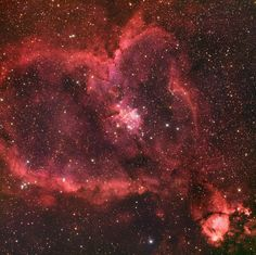 ~Le Heart Nebula. @Tyler ~U♥ This be fo you :F