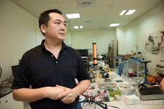 攝影:CCfun 就在六月底,位於高雄的創客萊吧(Maker Lab)剛剛歡度了一週年的生日,但這家才創立一年…