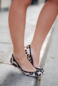 cheetah shoes!