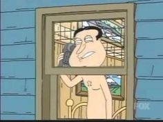 Family Guy Moments - Quagmire And The Window!
