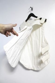 Helmut Lang SS98 PADDED BULLETPROOF VEST Size US M / EU 48-50 / 2 - 5 Bulletproof Vest, Ali Express, Helmut Lang, Parka, Samurai, Fashion Brands, Sportswear, Prayers, Designers