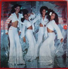 I saw Sister Sledge in Atlantic City.  They were so nice.  After they were finished signing, they came into the lounge at the casino and sat down with a few people, including me, and talked with us.