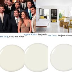 I don't watch The Bachelorette, but I suspect that my current task of choosing a white for the guest house walls isn't entirely dissimilar:  I need a hue mate that has extreme compatibility, longevity, yummy warmth and a glamorous spirit without an overbearing attitude. Oh and no muddy undertones. The longer I look at them, the more the choices start to look the same.  I am immensely grateful to the thousands of people who weigh in on their favorites on blogs and via magazines but the…