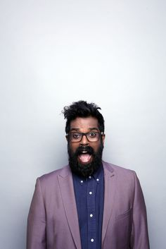 Romesh Ranganathan reveals all about his upcoming tour. Picture: (c) Andy Hollingworth Archive