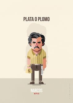 Plata o plomo on Behance by Ricardo Polo. Pablo Emilio Escobar, Don Pablo Escobar, Pablo Escobar Quotes, Pulp Fiction, Narcos Poster, Narcos Wallpaper, Narcos Pablo, Wagner Moura, Photos Des Stars