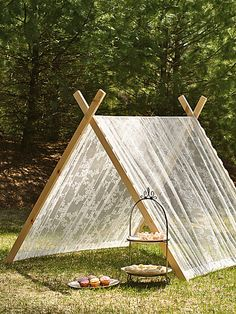 LACE Kids AFrame tent play pretend wooden by KateandEmilyDesigns Diy Teepee, Diy Tent, Wooden Teepee, Kids Tents, Play Tents, Simple Birthday Decorations, Teen Bedroom Designs, Girls Bedroom, A Frame Tent