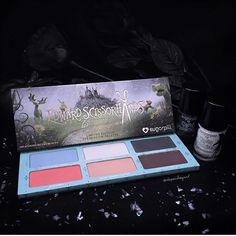 #sugarpill x #edwardscissorhands Edward Scissorhands