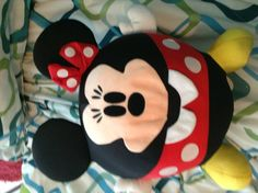 Minnie Mouse pillow!!!