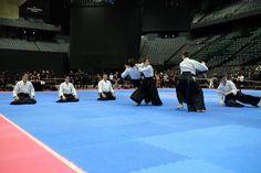 Aikido en AccorHotels Arena.