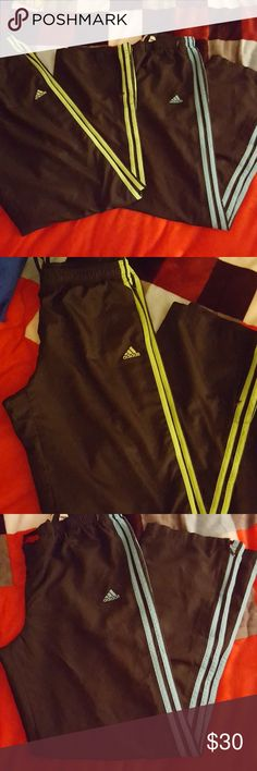 2 adidas pants size M 2 adidas pants size M, 24 for both Like new adidas Pants Jumpsuits & Rompers