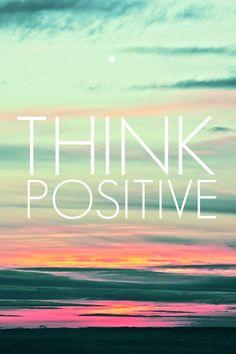 Eliminate the negative :-)