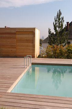 Pergola, Small Backyard Pools, Outdoor Decor, Home Decor, Sun Sails, Small Backyards, Solar Shades, Garden Cottage, Decoration Home