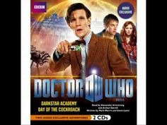 Doctor Who: Darkstar Academy & Day Of The Cockroach