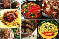 12 dinner recipes for the entire family | 12x gerechten voor het hele gezin | Recipes on www.francescakookt.nl