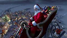 2013 ☆ ☆ Santa Claus.. Christmas in Snowy Village ☆ ☆ 720HD